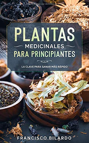 Plantas Medicinales para Principiantes: Una guía práctica de referencias para más de 200 hierbas y remedios para enfermedades comunes.