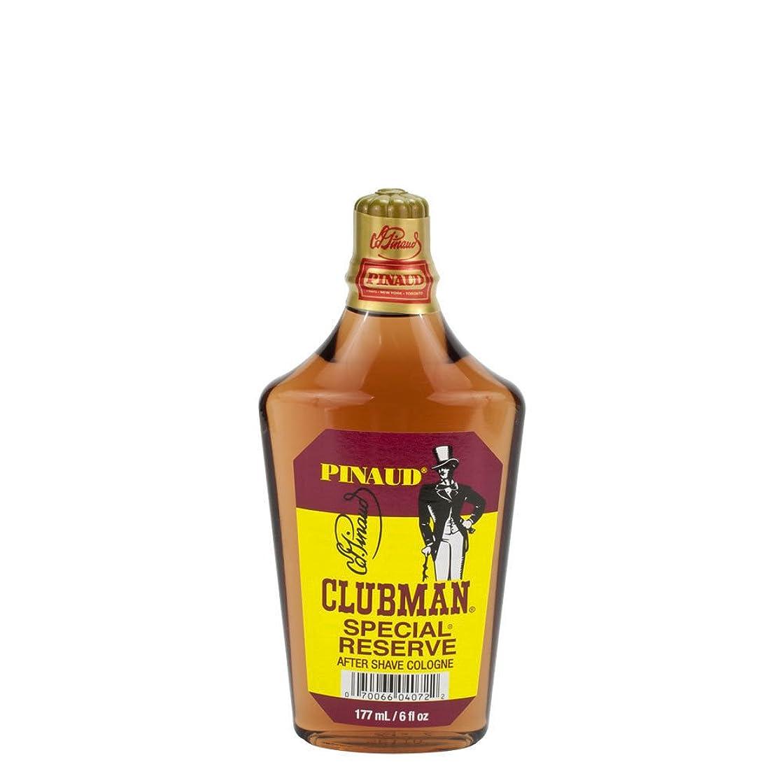 差別閉じ込める可愛い(3 Pack) CLUBMAN Special Reserve After Shave Cologne, 6 oz (並行輸入品)