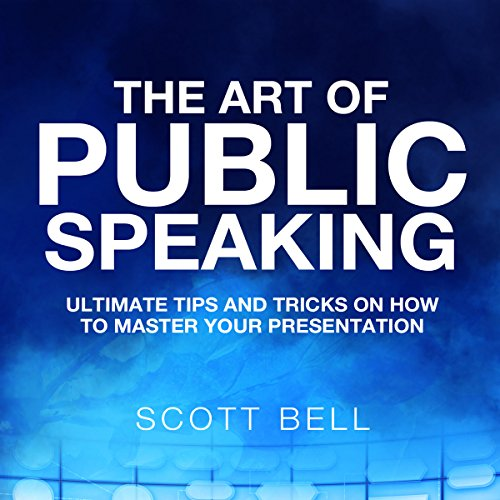 The Art of Public Speaking cover art