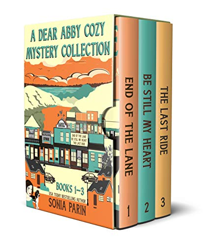 A Dear Abby Cozy Mystery Collection by Sonia Parin ebook deal