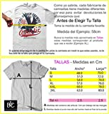 Camisetas La Colmena 208-Camiseta The Big Minion Theory (Donnie) Royal L