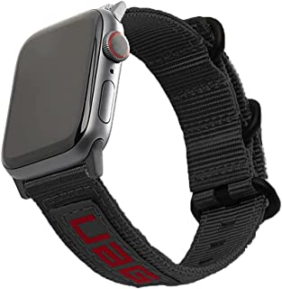 UAG - Urban Armor Gear Nato Nylon Watch Strap for Apple Watch 42mm and 44mm - Black