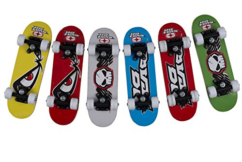 No Brand - 41386 - Skateboard - 43,2 X 12,7 Cm - Modèle Aléatoire