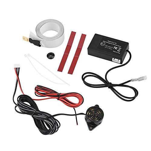 Parcheggio Elettromagnetico Auto Sicurezza Auto Inversa Backup Sistema Sensore Radar Retromarcia Kit Parcheggio Elettromagnetico Auto