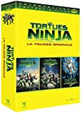 Les Tortues Ninja - La trilogie originale : Le Film + Le secret de la mutation + Les...