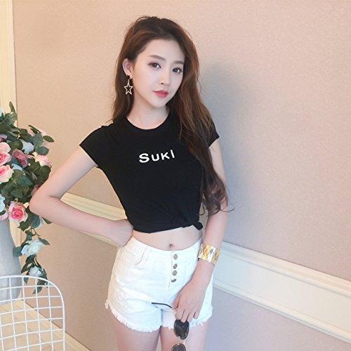 GUYIVVU Womens Jacket Lace Wild Ropa para mujeres Party Atraer a los llamativos modelos de verano