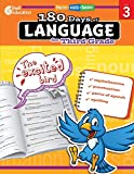 """180 Days of Language for Third Grade €"""" Build Grammar Skills and Boost Reading Comprehension Skills with this 3rd Grade Workbook (180 Days of Practice)"""