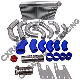 Twin Turbo Intercooler Piping Kit For G-Body LS1 LS Motor Cutlass Grand National Monte Carlo