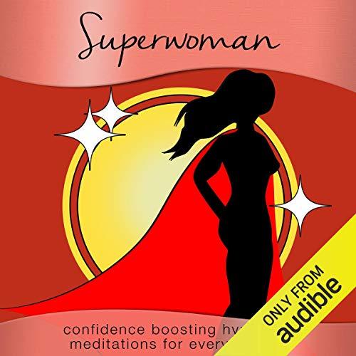 SuperWoman audiobook cover art