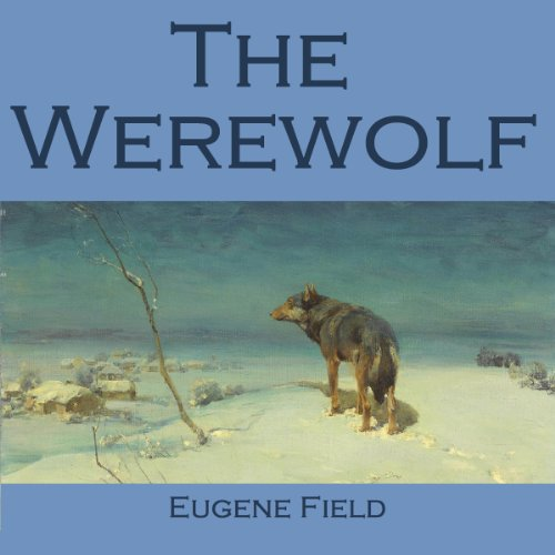 The Werewolf audiobook cover art