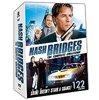 Nash Bridges: Complete Collection [DVD]