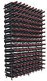 Sorbus Wine Rack Free Standing Floor Stand - Racks Hold 150 Bottles of Your Favorite Wine - Large Capacity...