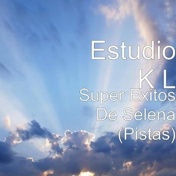 Super Exitos De Selena (Pistas)