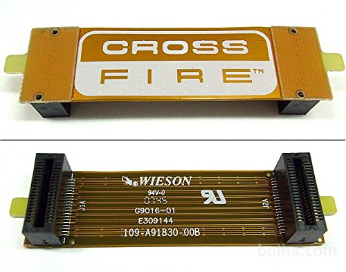 ATI WIESON Crossfire SLI Loop Connector 109-a91830–00B 6110024000G.