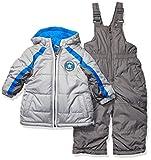 iXtreme Baby Boys Snowsuit, Grey, 18M