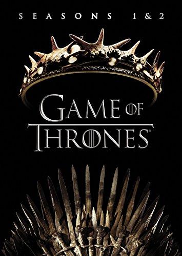 Game of Thrones: Season 1 - 2 (2pk/VivaSlipcase/DVD)
