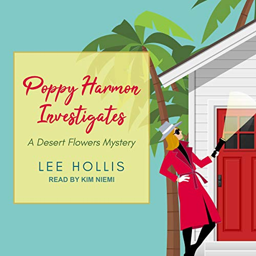 Poppy Harmon Investigates  By  cover art