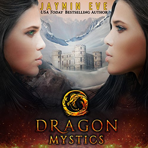 Dragon Mystics audiobook cover art