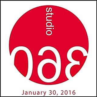 "Couverture de Studio 360 (English): ""The Autobiography of Malcolm X"""