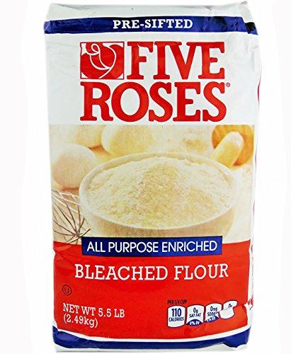 All Purpose Enriched Flour 5.5 Lb