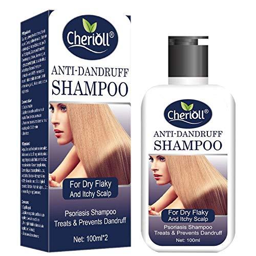 Anti-Dandruff Shampoo, Psoriasis Shampoo, Treats & Prevents Dandruff, Healthy Scalp Treatment, For...