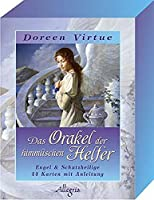 Das Orakel der himmlischen Helfer. 44 Orakelkarten. Engel und Schutzheilige