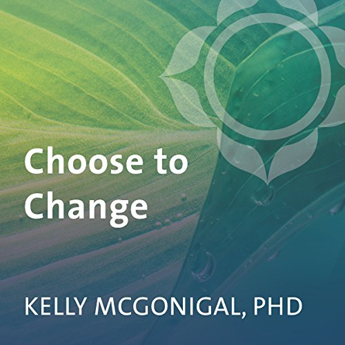 Choose to Change audiobook cover art