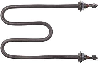 Meiko - Radiador para lavavajillas FV40.2M, 2000 W, 230 V, longitud 184 mm, ancho 131 mm, altura 19 mm, conexión M4, longitud de conexión 40 mm