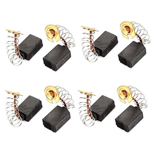 8 piezas de escobillas de carbón con motor de taladro eléctrico de...