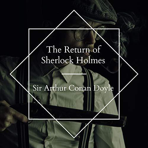 『The Return of Sherlock Holmes』のカバーアート