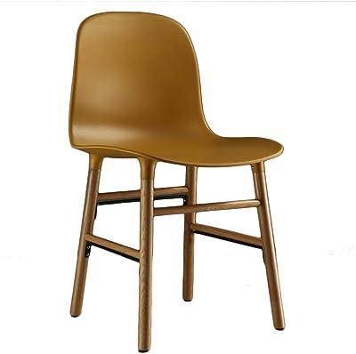 Amazon.com - LRW Modern Hollowed Chairs, Fashion Restaurants, Chairs ...