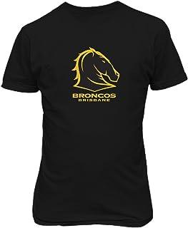TJSPORTS Brisbane Broncos Rugby Australia T Shirt