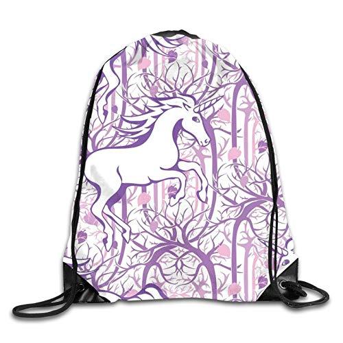 Mochila con cordón para gimnasio, diseño inspirado en la flora otoñal, con caracoles y flores de Campanula, color naranja, mochila para escuela, deportes, viajes, mujeres, niños, regalo de cumpleaños