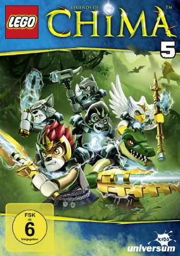 Lego - Legends of Chima 5