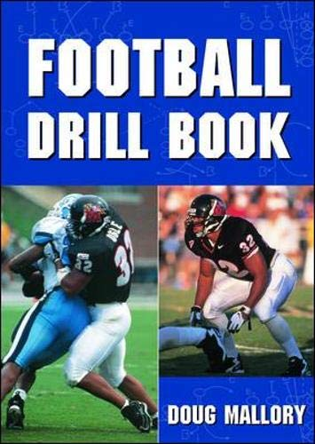 Mallory, D: Football Drill Book (Spalding Sports Library)