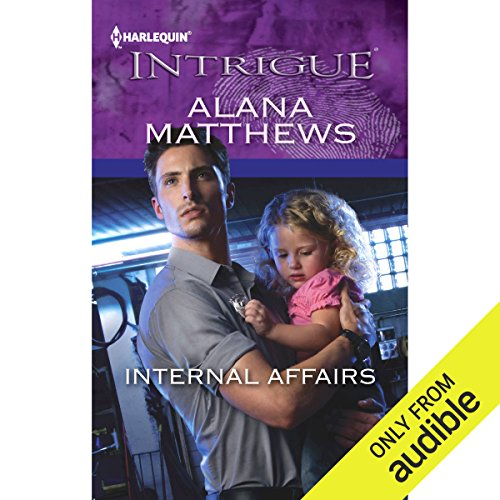 Internal Affairs audiobook cover art