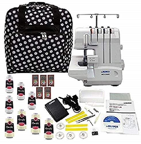 For Sale! JUKI MO-50en Serger with Bonus Accessories