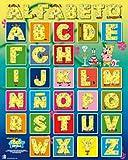 Grupo Erik Editores Mini poster Bob Esponja- Alfabeto