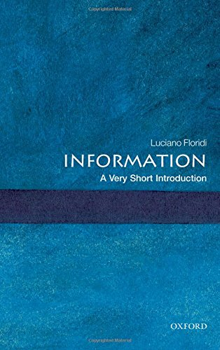 Information: A Very Short Introduction (Very Short Introductions)の詳細を見る
