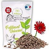 N'Bioo Engrais Naturel pour Plantes Vertes Intérieur, Potager, Fertilisant Universel...
