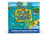 Learning Resources Sum Swamp Game, Addition/Subtraction, Early Math...