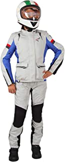 Motorcycle Riding Jacket for Women,CE Armored Breathable Waterproof Jacket for Woman