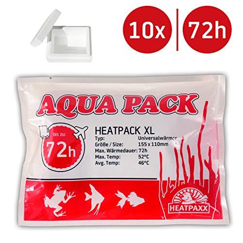 Neu HeatPack 72h | Wärmekissen für den Versand von Tieren | Pflanzenversand | 15,5 cm x 11 cm (10)
