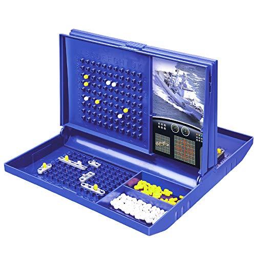 ColorBaby - Juegos de mesa de estrategia Batalla Naval CB Games (43264)