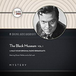 The Black Museum, Vol. 1 cover art
