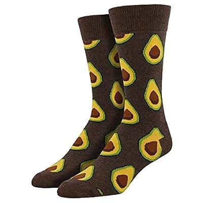 Socksmith Avocado Heather Brown One Size