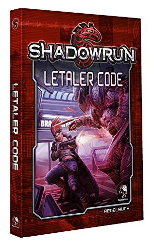 Shadowrun: Letaler Code (Hardcover)