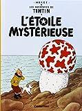 Les Aventures de Tintin, Tome 10 - L'étoile mystérieuse : Mini-album