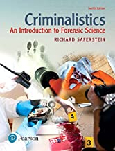 Best criminalistics an introduction to forensic science 12th edition Reviews
