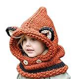 LY-LD Sombreros y Gorras,Bebé niños Caliente Invierno Sombrero Crochet Punto...